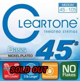 Cleartone Medium 45-105 (#6445)